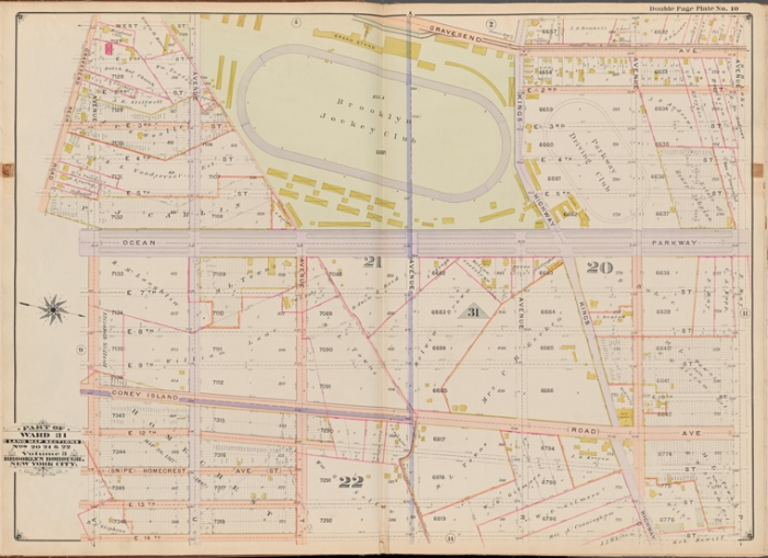 New York Public Library, Lionel Pincus and Princess Firyal Map Division.