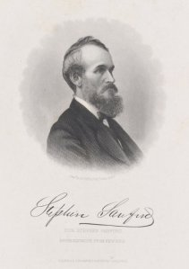 Stephen Sanford. New York Public Library Print Collection, Miriam and Ira D. Wallach Division of Art, Prints and Photographs.