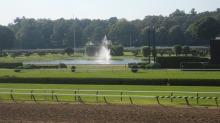 Saratoga infield (2)