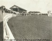Saratoga photos 1890s NMR