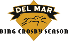 Del Mar Bing Crosby Season logo