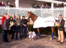 Photo credit Maryland Jockey Club/Jim McCue