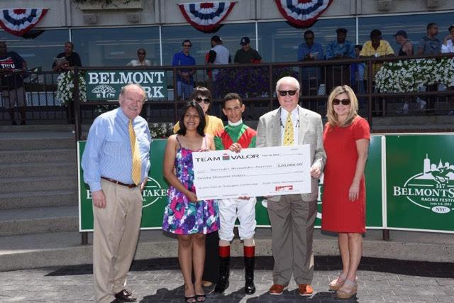 Mercedes Hernandez  scholarship