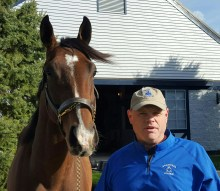 Photo courtesy of Joseph DeSantis, pictured with Dhamaan