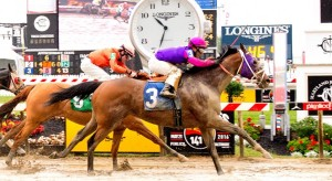 Homeboykris and Horacio Karamanos win at Pimlico on May 21