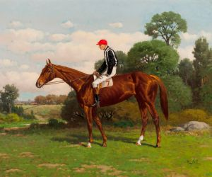 1897 Alabama winner Poetess by Henry Stull