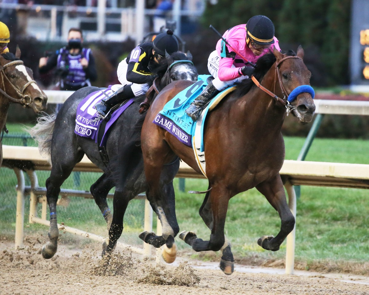 Brian Nadeau S Road To The Triple Crown 2019 The Rebel